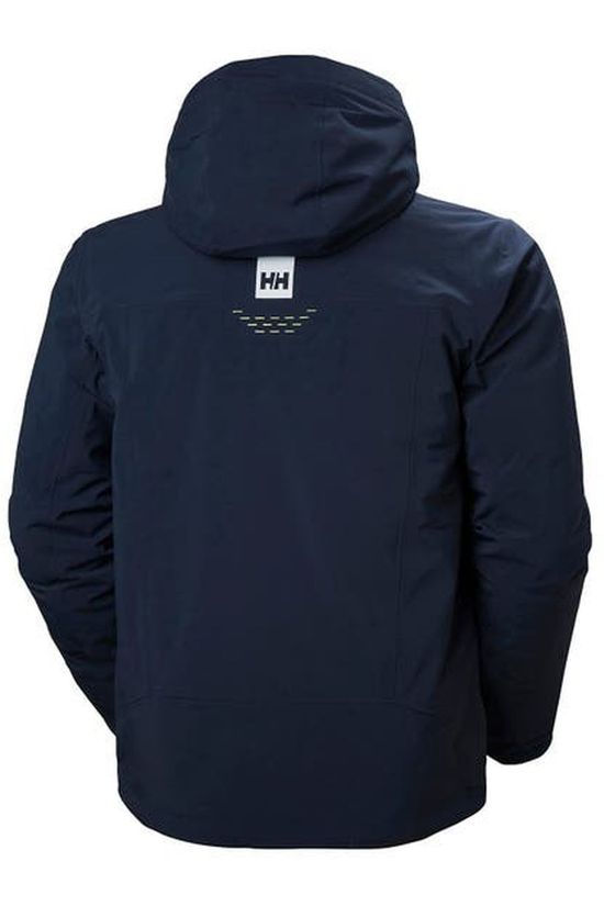 Helly Hansen Coat Alpha Lifaloft Navy Blue