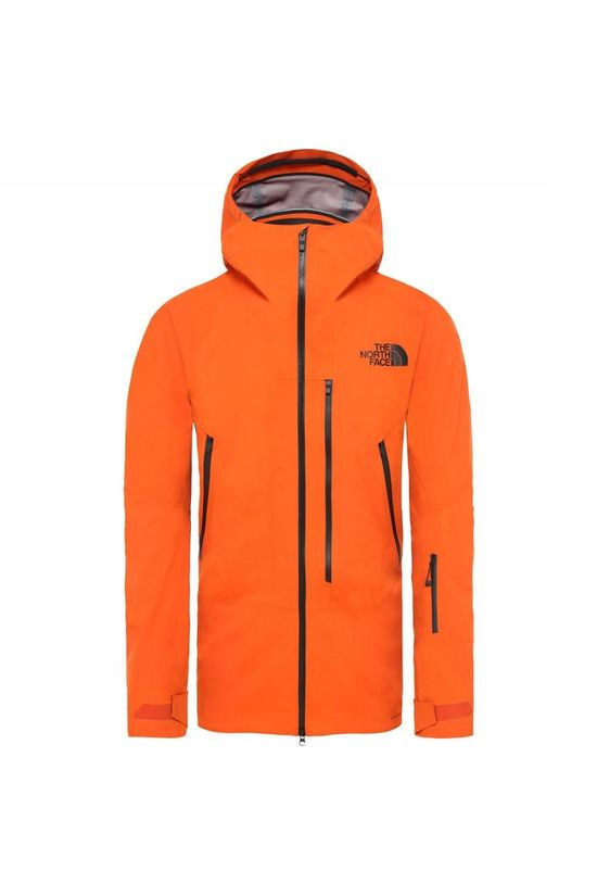 The North Face Manteau Steep Freethinker Futurelight Orange