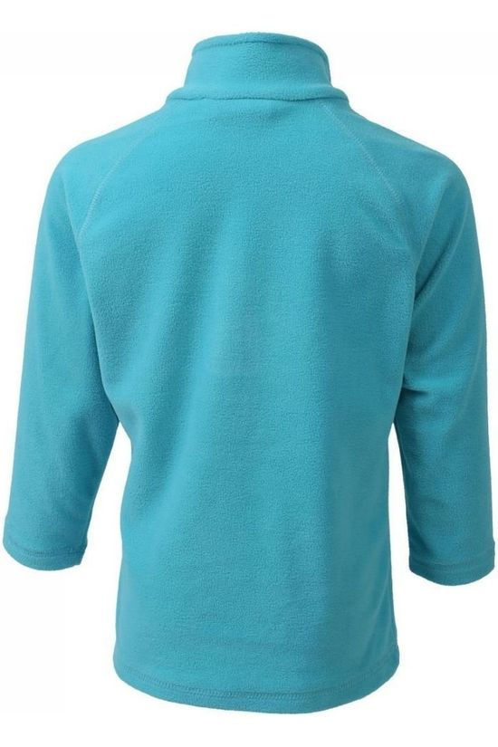 Color Kids Fleece Sandberg G Turquoise