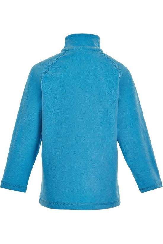 Color Kids Fleece Pulli Solid light blue