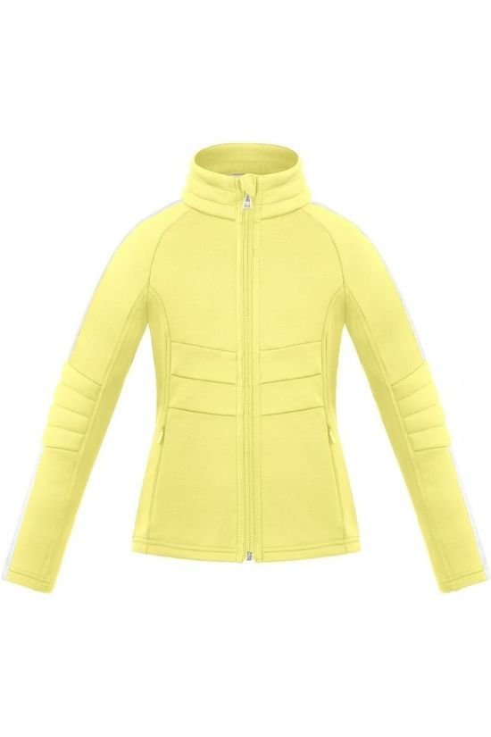 Poivre Blanc Fleece 18Pbh1702 yellow