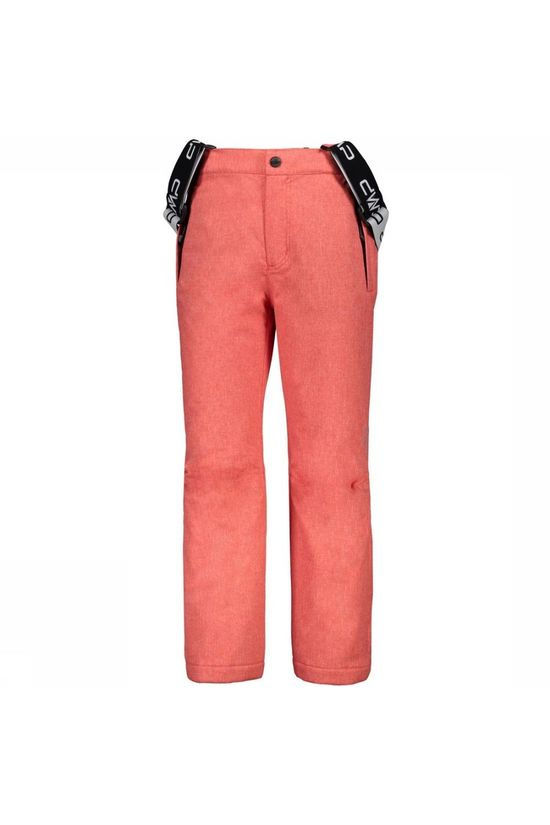 CMP Ski Pants orange