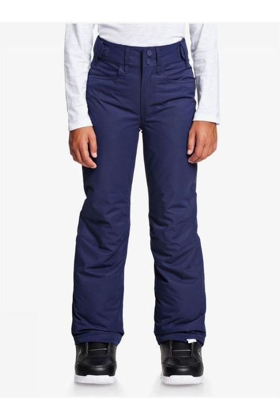 Roxy Ski Pants Backyard Girl Pt dark blue