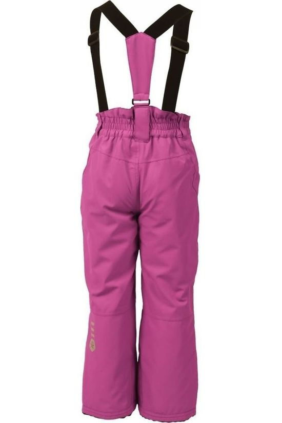 Color Kids Ski Pants Sanglo G mid pink