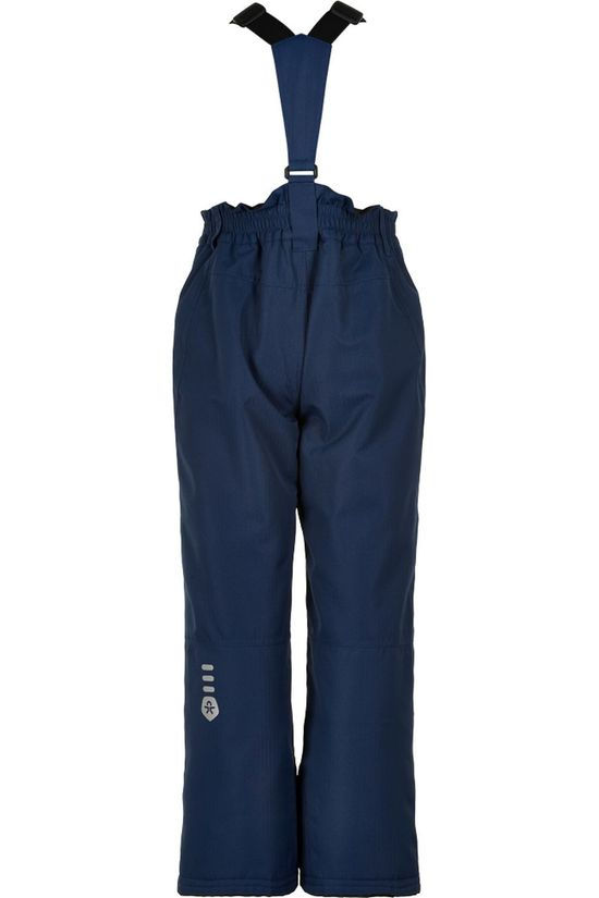 Color Kids Skibroek Ski W/Pockets, Af 10.000 Donkerblauw