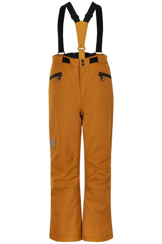 Color Kids Skibroek Ski W/Pockets, Af 10.000 Kameelbruin
