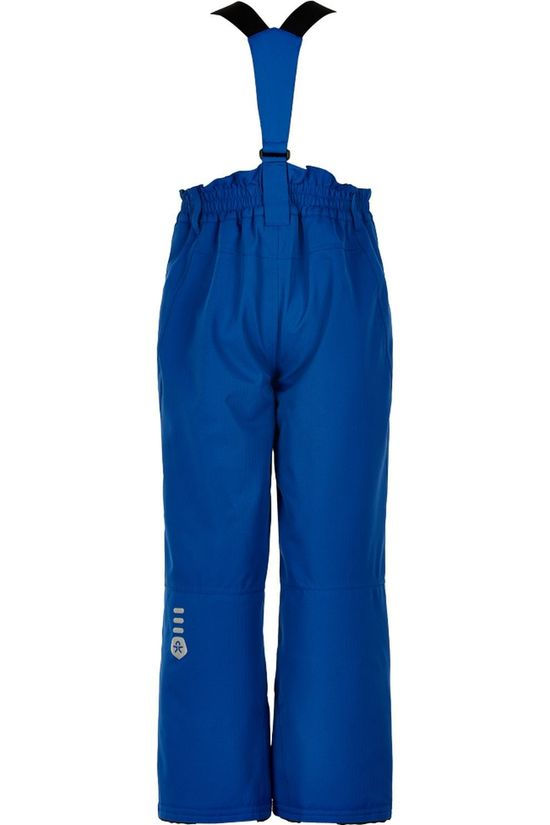 Color Kids Pantalon De Ski Ski W/Pockets Af 10.000 Bleu Moyen