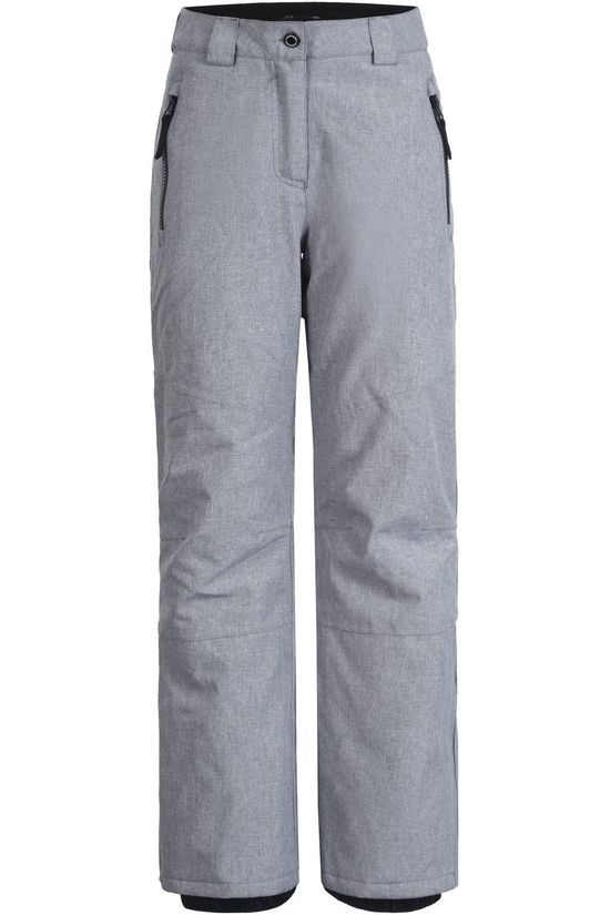 Icepeak Ski Pants Lacon Jr Light Grey Marle