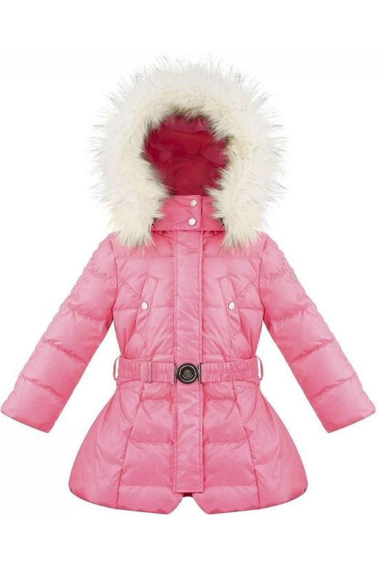 Poivre Blanc Coat 18Pbh1208-Bbgl/A light pink