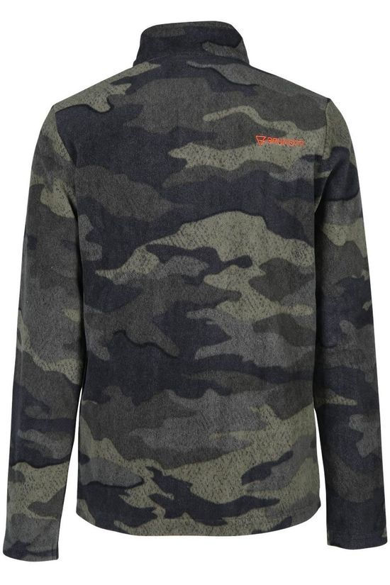 Brunotti Fleece Stewart-Jr Mid Khaki/Ass. Camouflage