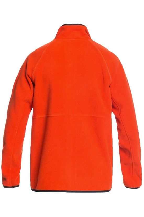 Quiksilver Fleece Butter Youth Fleece Oranje