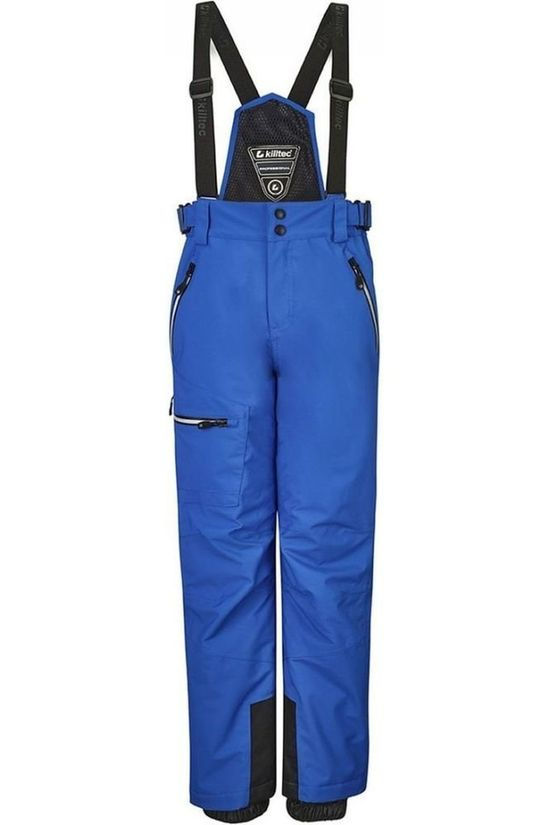 Killtec Skibroek Zayn Jr Blauw