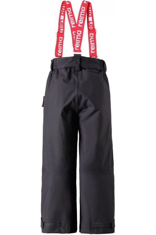 Reima Trousers Loikka black