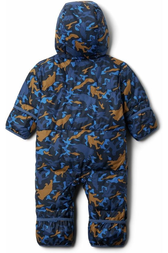 Columbia Skipak Snuggly Bunny Donkerblauw/Ass. Camouflage