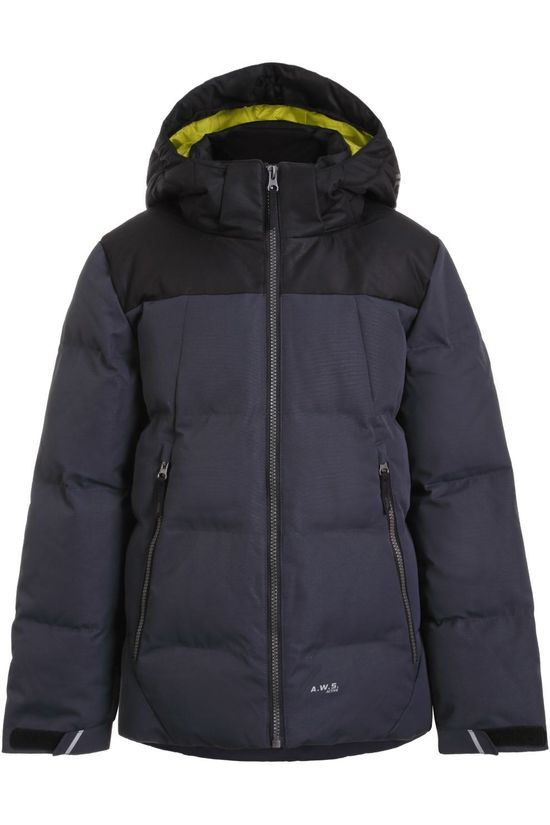 Icepeak Coat Kane Jr black