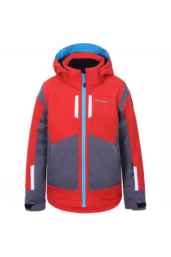 Icepeak Manteau Langley Jr Orange