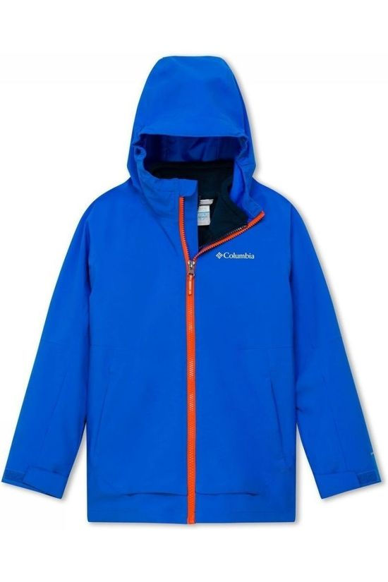 Columbia Coat Tolt Track royal blue