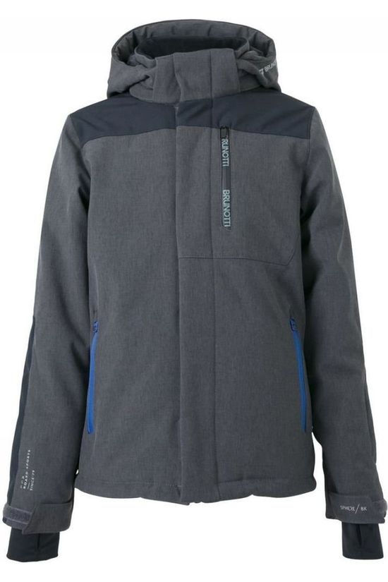 Brunotti Softshell Twintip Jr W1819 Dark Grey/Assorted / Mixed
