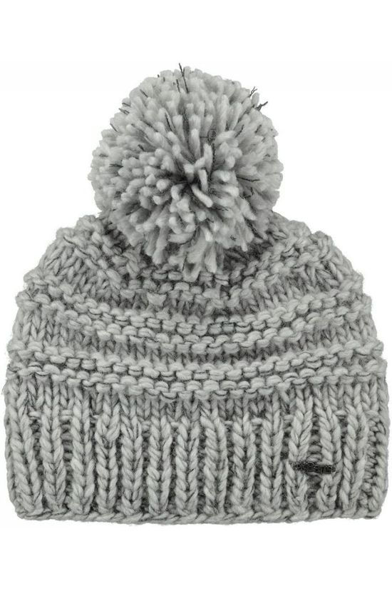 Barts Bonnet Jasmin Light Grey Marle