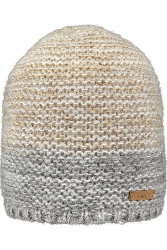 Barts Bonnet Sacha light grey