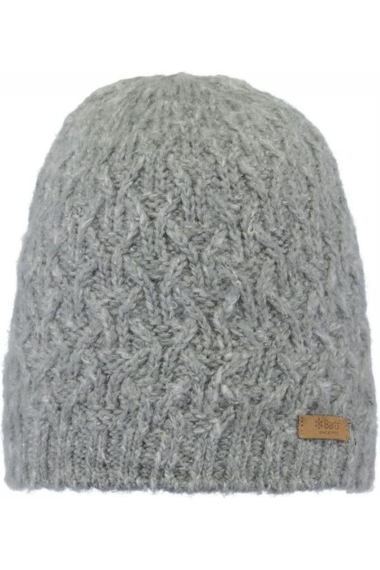 Barts Bonnet Virginia Light Grey Marle