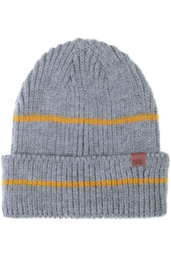 Bickley+Mitchell Bonnet 2008-01-10 Light Grey Marle/Yellow