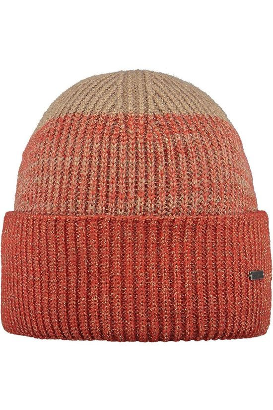 Barts Muts Barts Quinnie Beanie Roest