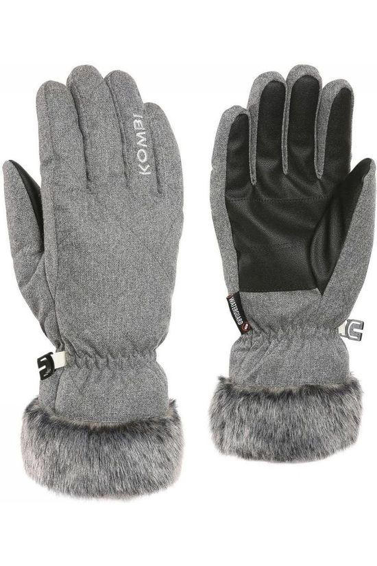 Kombi Glove La Canadiènne Dark Grey Marle
