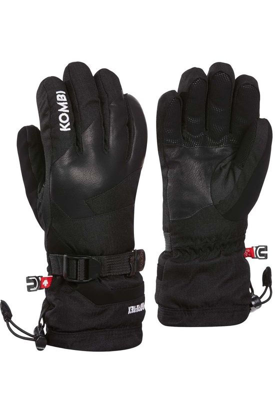 Kombi Glove The Timeless Gore-Tex black