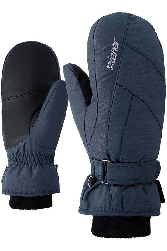 Ziener Mitten Karmani Gtx Mitten Dark Blue/Assorted / Mixed