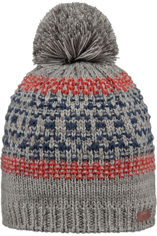 Barts Bonnet Barts Jonathon Beanie light grey/blue