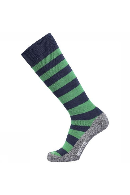Barts Stocking Skisock College Dark Green/Navy Blue