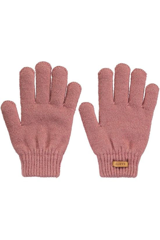 Barts Gant Barts Rozamond Gloves Rose Moyen