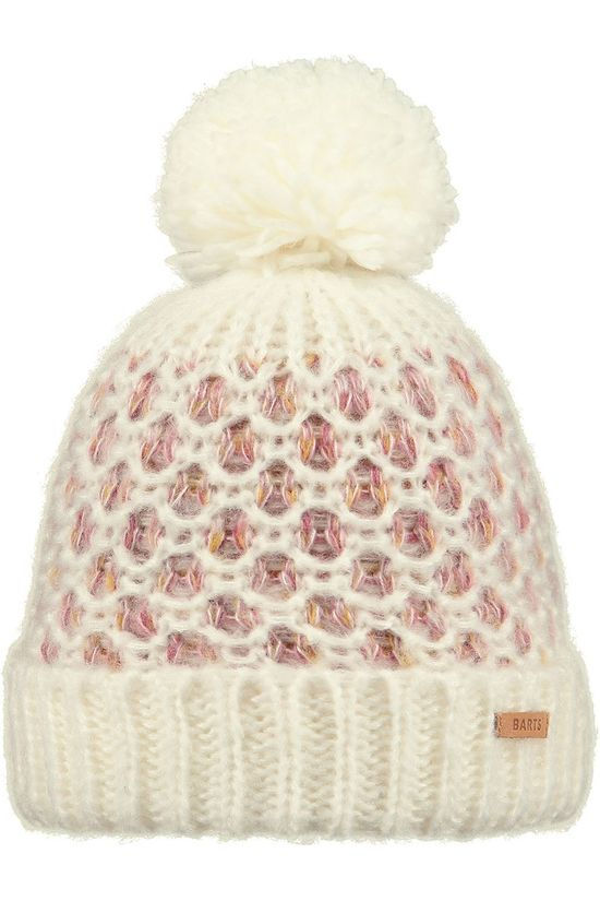 Barts Bonnet Barts Mistie Beanie Off White/Assorted / Mixed
