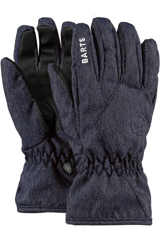 Barts Handschoen Basic Skigloves Kids Denim / Jeans