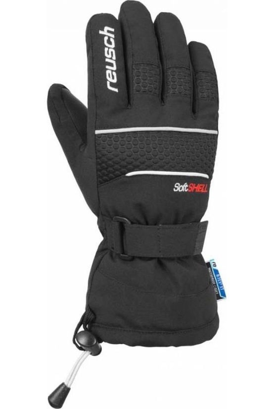 Reusch Glove Conor R-Tex XT Junior black