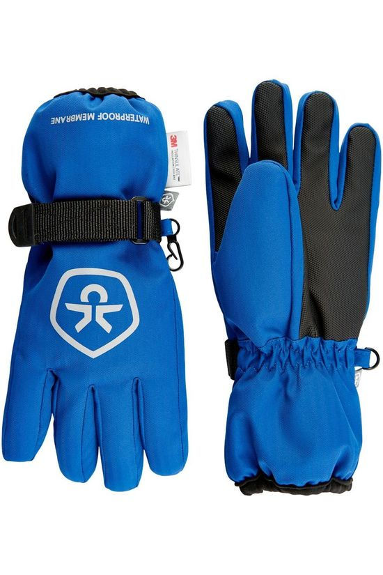 Color Kids Glove Junior dark blue