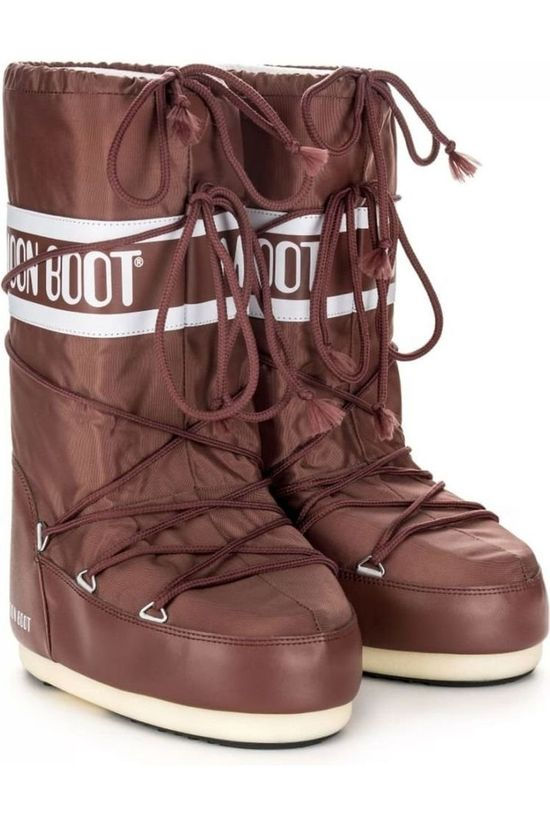 Moon Boot Moonboot Nylon Rouille