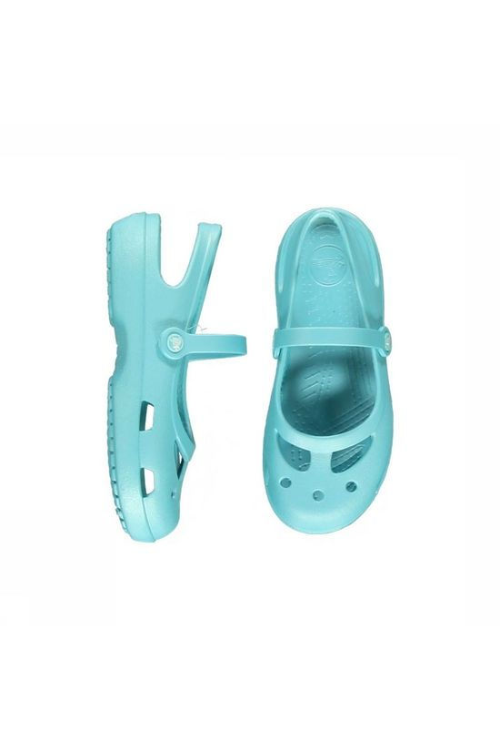 Crocs Tongs Shayna Girls Turquoise