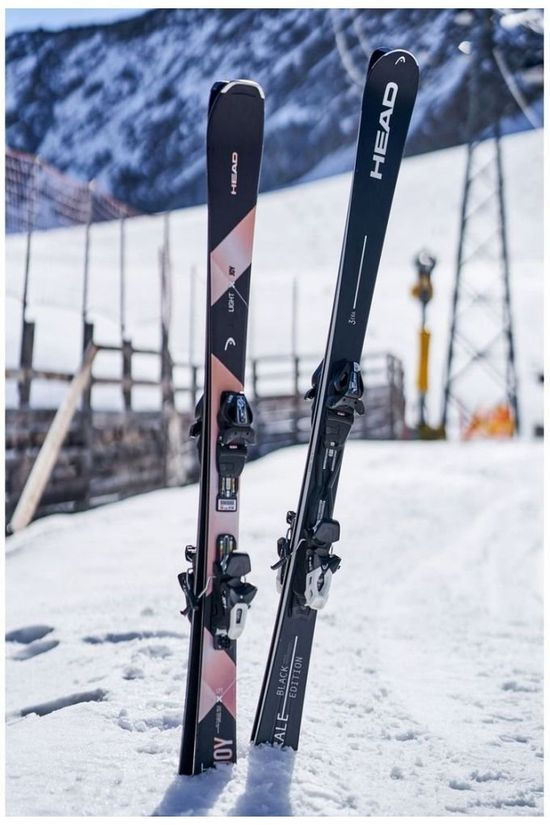 Head Ski Integrale Black Edition+Pr11 black/white