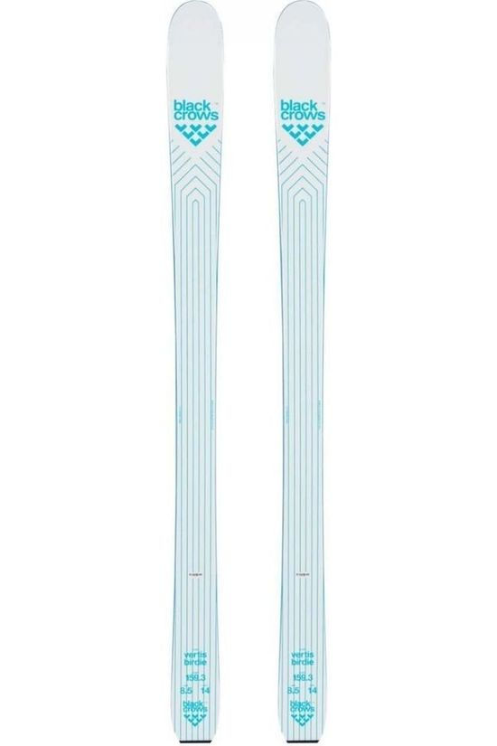 Black Crows Ski Vertis Birdie Blanc/Bleu