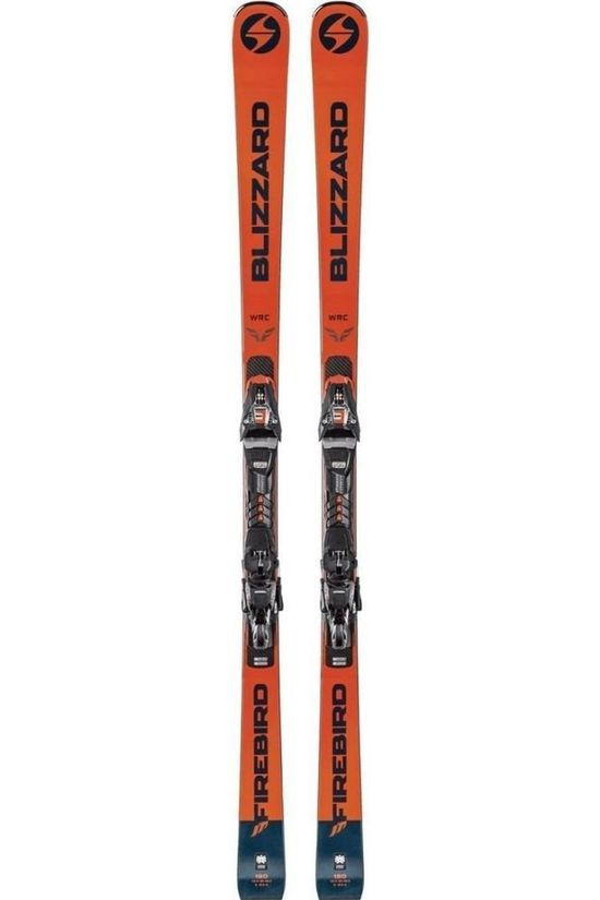 Blizzard Ski Firebird HRC+Xcell 12 Demo orange/black