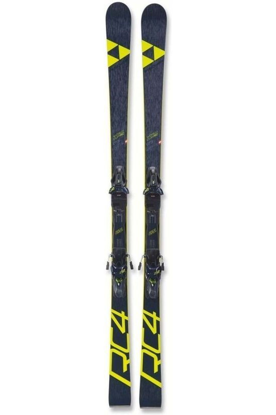 Fischer Ski Rc4 Worldcup Rc+Z 12 black/red