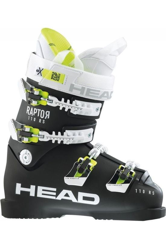 Head Ski Boot Raptor 110 S  Rs W light grey