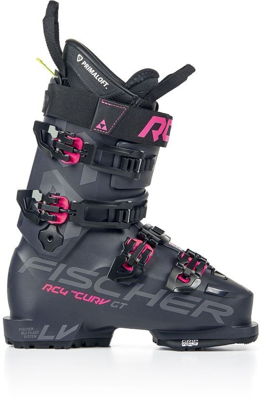 Fischer Ski Boot Rc4 The Curve Gt 95 Vacuum Walk W Lv black/mid pink