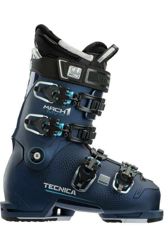 Tecnica Ski Boot Mach 1 Mw 105 W Navy Blue/White