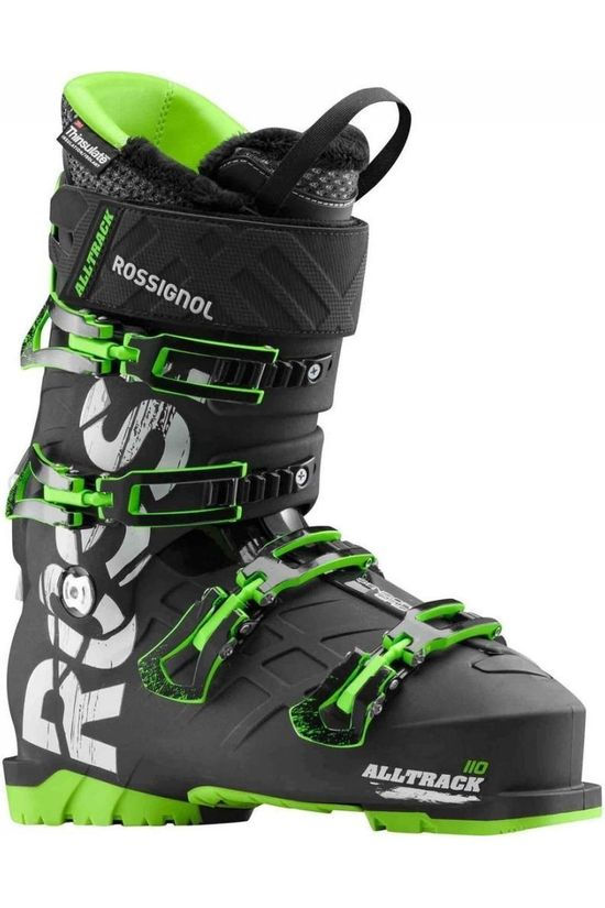 Rossignol Ski Boot Alltrack 110 black/green