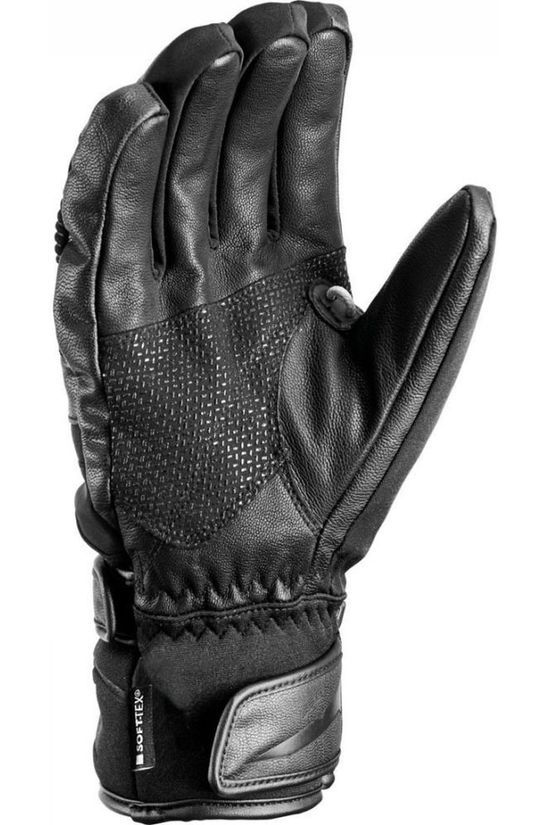 Leki Glove Phase S black