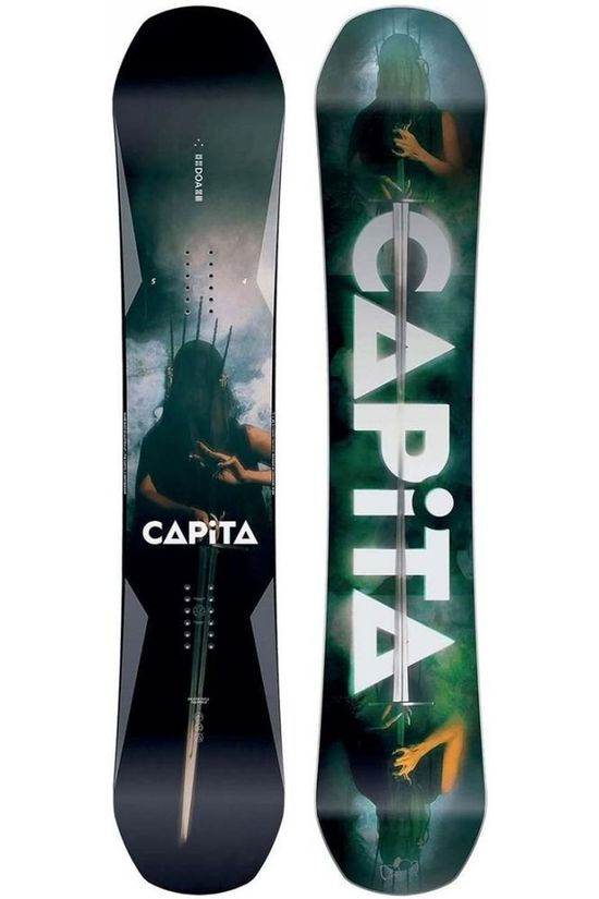 Capita Snowboard Defenders Of Awesome Gris Clair/Blanc