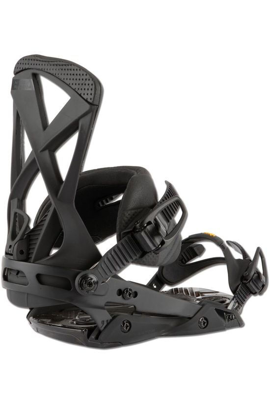 Nitro Snowboard Binding Phantom black